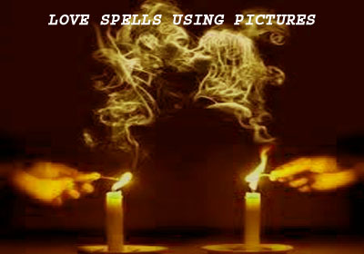Love Spells Using Pictures